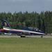 Repülőnap 2010 - az olasz formáció 3-as gépe