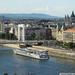 L�tk�p a Gell�rt hegyr�l. Gy�ny�r� f�v�rosunk-Budapest.