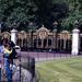 London Buckingham kerítése
