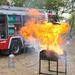 2009 10 10 Tűzoltó bemutató családi napon 7