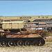 ADK 125 T-34 harckocsi alvázon HG 125 néven (Hebegerät)