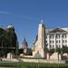 Szabadság tér - szovjet emlékmű