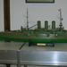 009 Az Erzherzog Ferdinand Max csatahajó M=1:100 (Hüvös Ferenc)