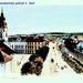 1900 - Panoramatický pohľad na mesto Lučenec ľavá časť