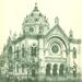 Szolnoki zsinagóga - képeslap