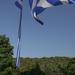 A sziget legnagyobb zászlója
