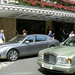 (3) Bentley Continental Flying Spur & RR Silver Seraph