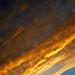 Lángoló felhők